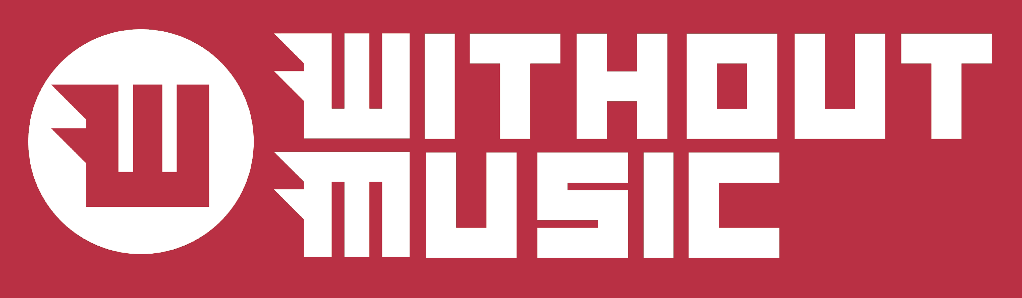 Logo Without Music Adrian Comas