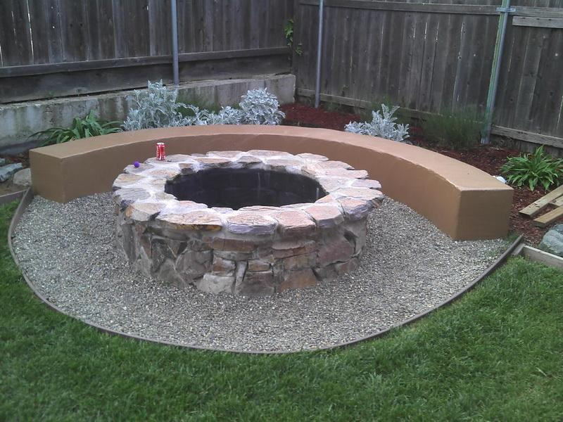 tips to make best and safe fire pit