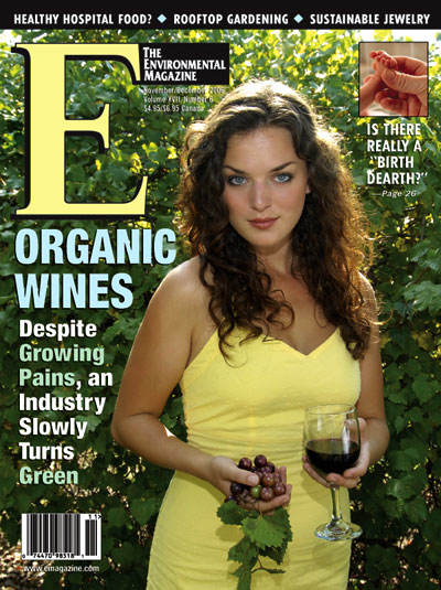 E - The Environmental Magazine : November-December 2006