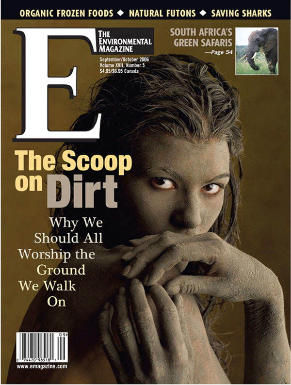 E - The Environmental Magazine : September-October 2006