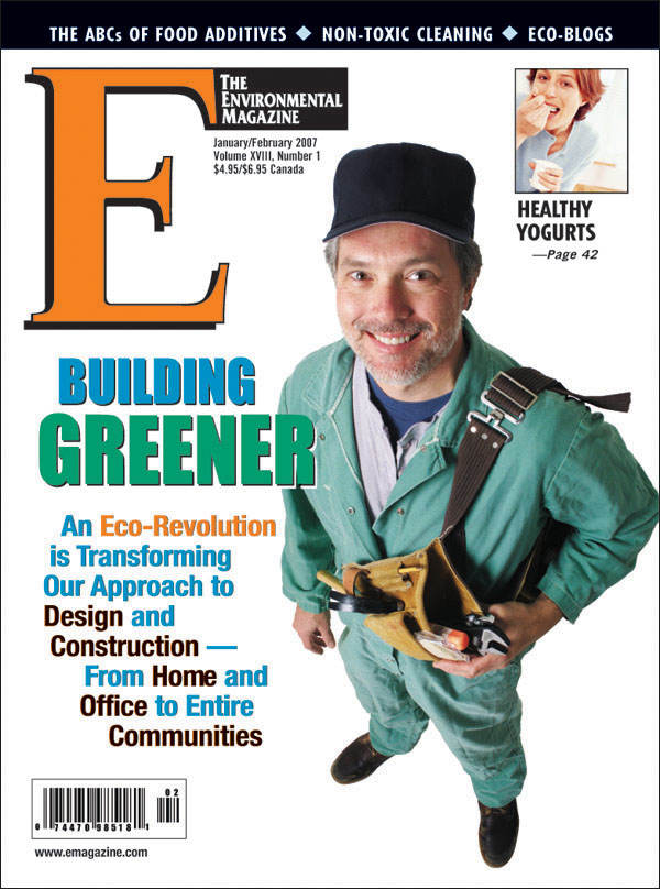 E - The Environmental Magazine : January-February 2007