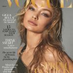 Download Free Fashion Magazine British Vogue Complete PDF Book March - 2018