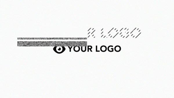 Interference Logo Stinger