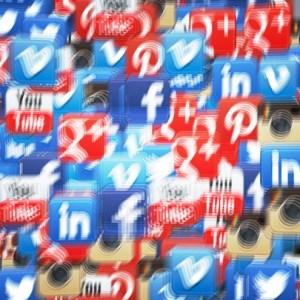 Social Icons Vortex Instagram