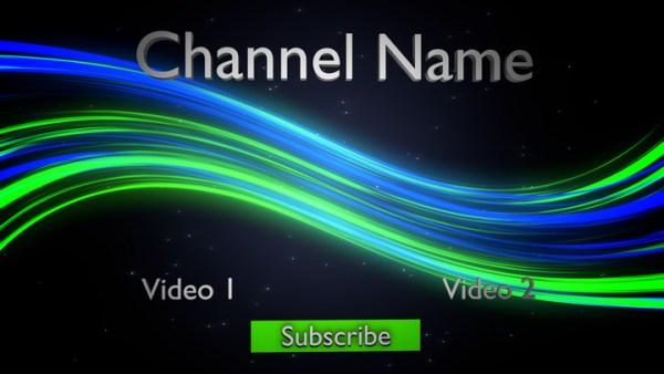 Youtube Outro 3