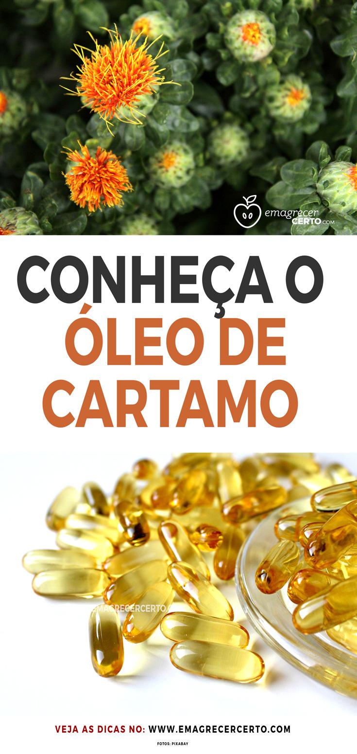Óleo de Cartamo | Blog Emagrecer Certo