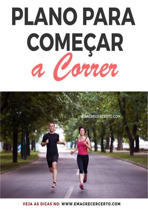 Plano para Começar a Correr | Corrida de Rua | Blog Emagrecer Certo