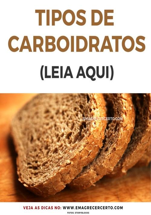 Tipos de Carboidratos | Leia Aqui | Simples ou Complexos? | Blog EmagrecerCerto.com