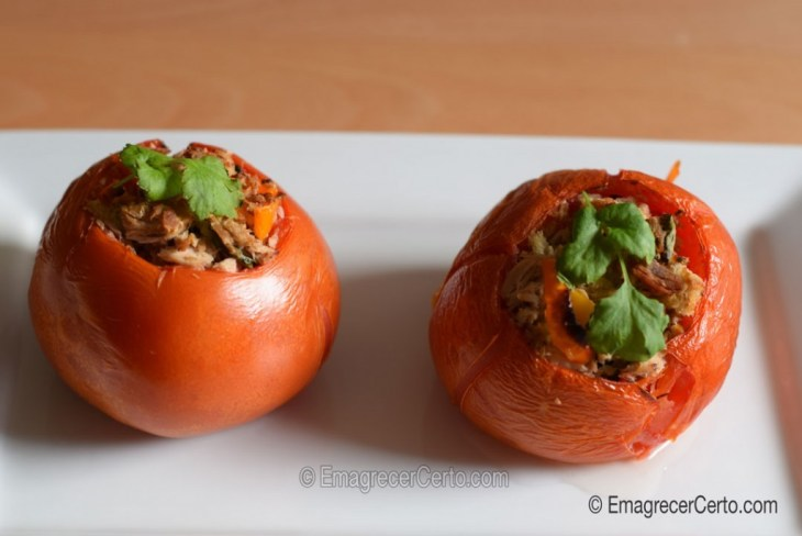 tomates recheados
