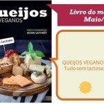 livro do mes quejos veganos