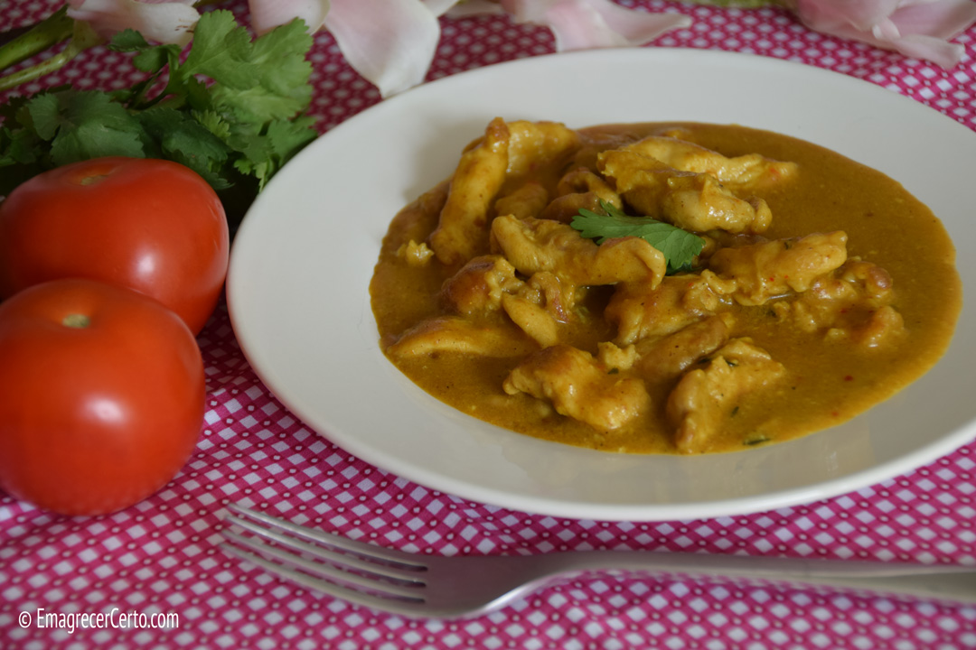 frango curry
