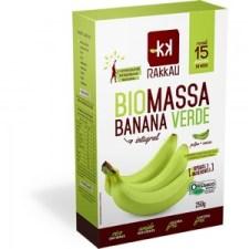 biomassa de banana pronta