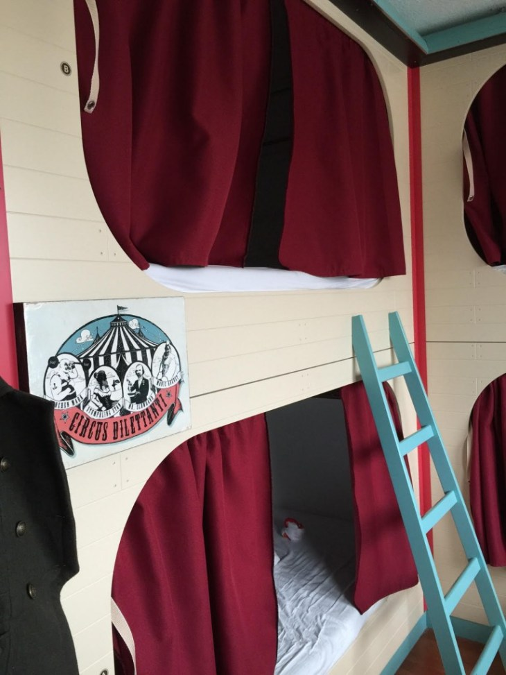quarto hostel circus alemanha