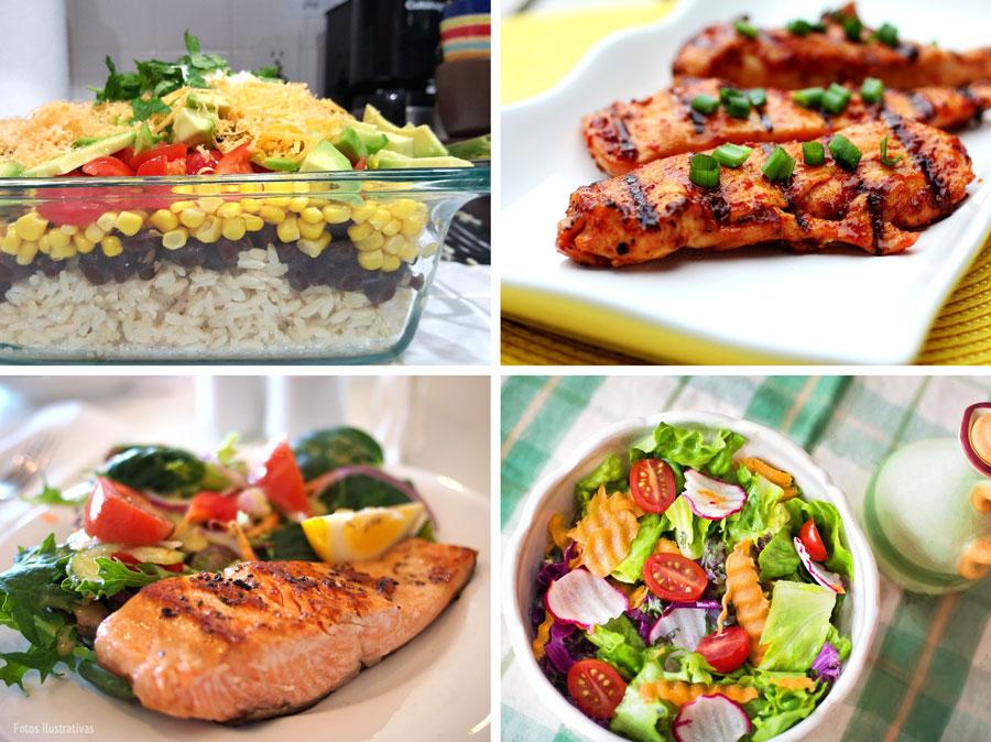 dieta normal de 1500 calorias