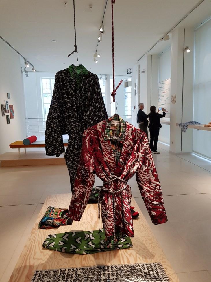 Fashion no Design Museum de Gante, Bélgica
