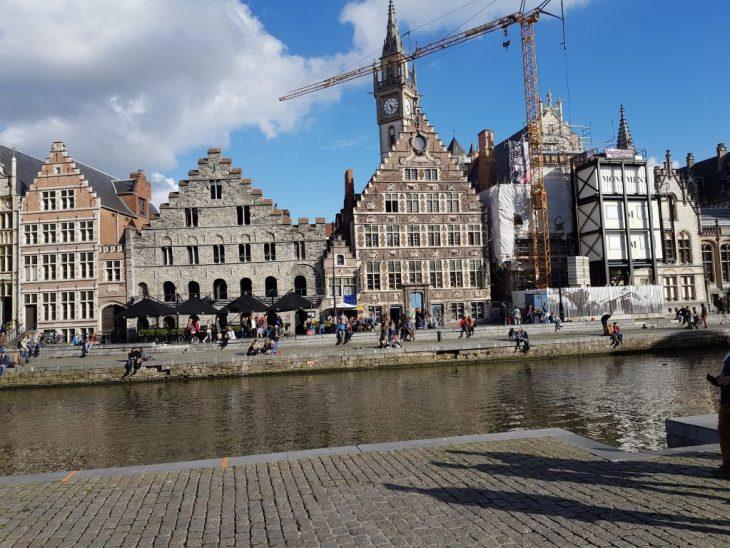 Gante (Ghent), Bélgica