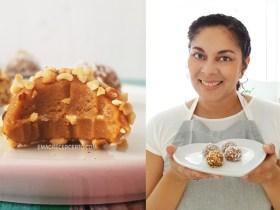 Docinho Funcional com apenas 3 ingredientes sem gluten e sem lactose