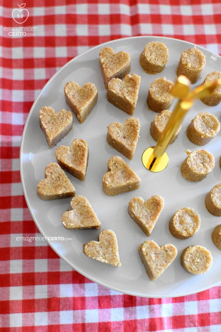 Paçoca Junina Sem Açúcar Fit Diet - Blog Emagrecer Certo