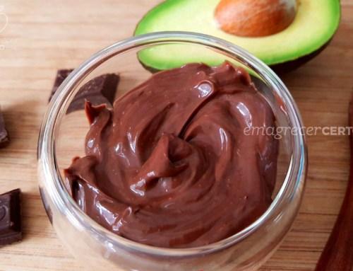 Mousse de Chocolate Low Carb + 230 Receitas Funcionais