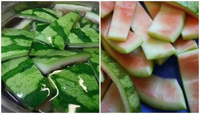 beneficios da casca da melancia