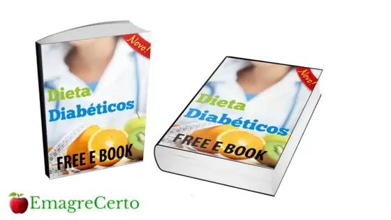 dieta para diabéticos ebook grátis