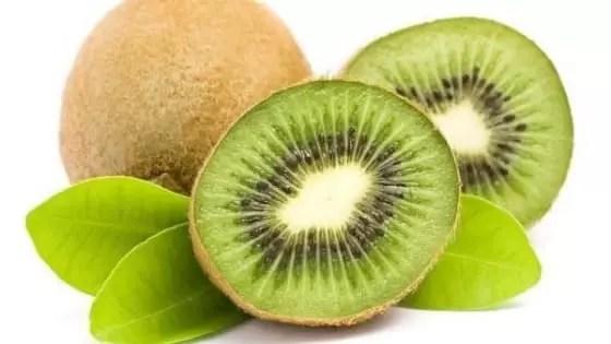 Frutas para gastrite - Kiwi