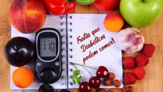 frutas que diabéticos podem comer