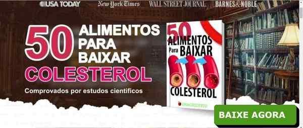 50 alimentos para baixar o colesterol - banner 600