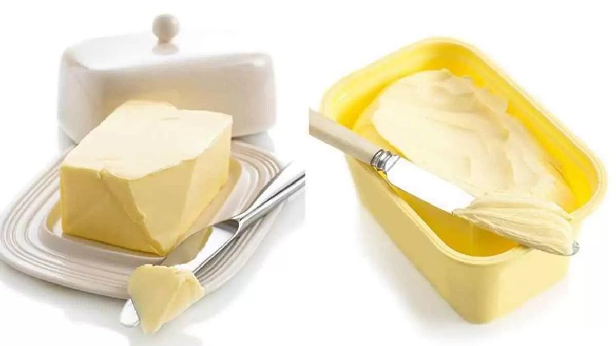 Manteiga ou Margarina? Qual é mais saudável?