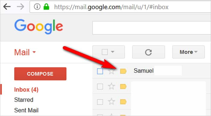 Gmail tricks and hacks - mark emails