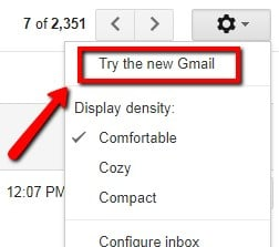 How to Upgrade to the New Gmail