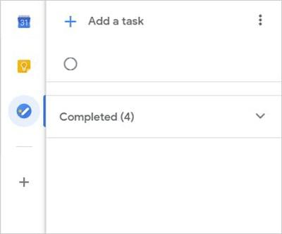 Use Tasks Gmail