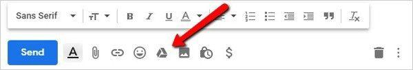 Google Drive Inside Gmail