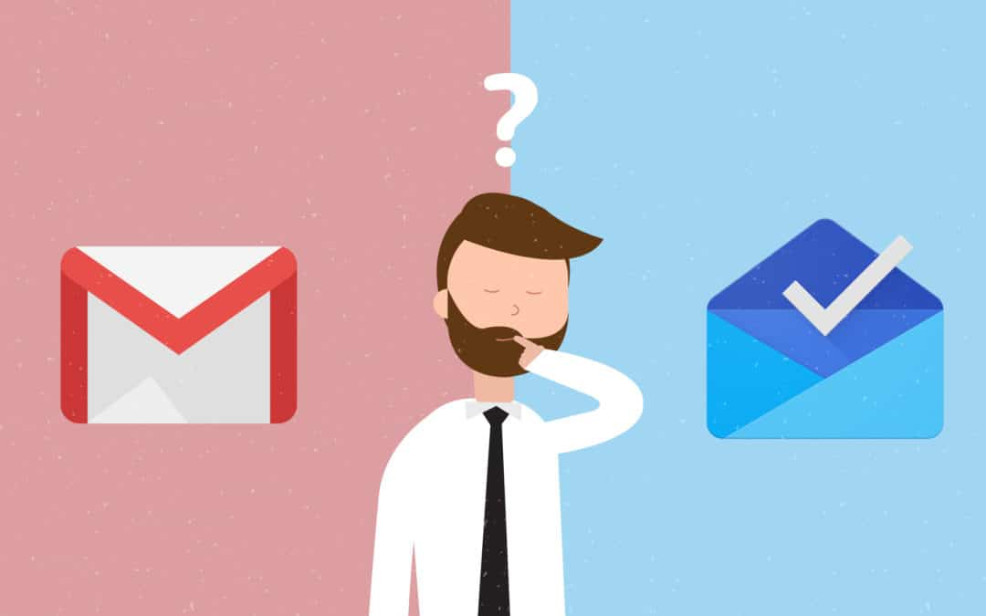 Gmail vs Inbox Whats the Difference