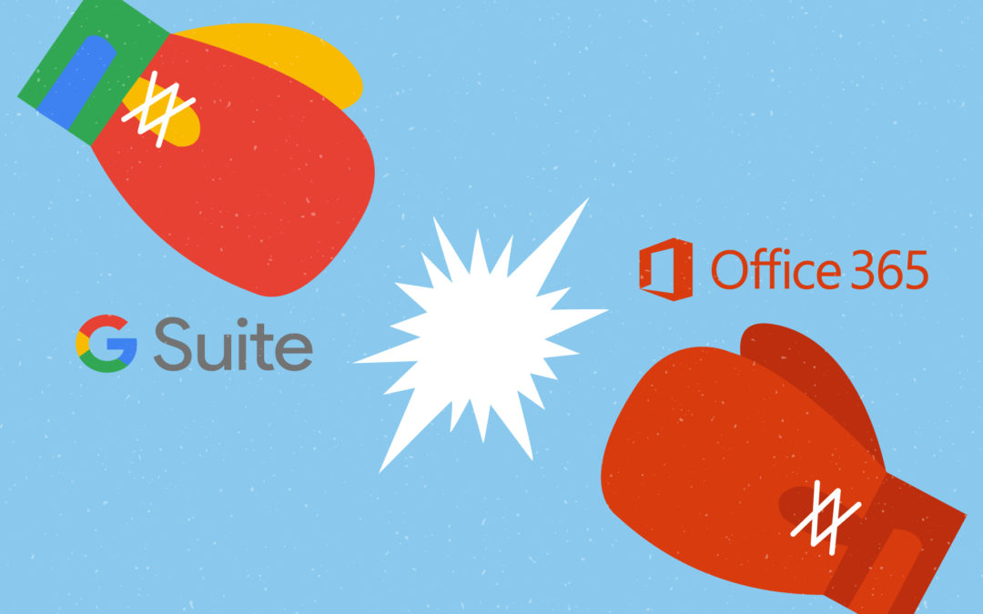 G Suite vs. Office 365: Which is Better?
