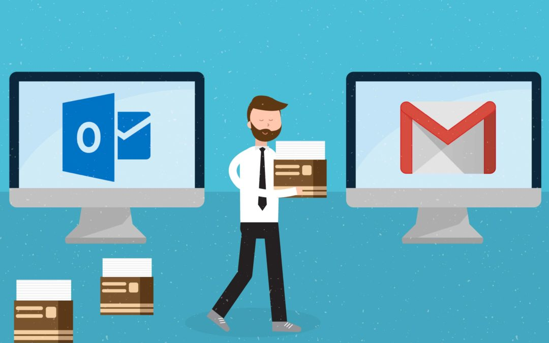 How to Sync Outlook With Gmail
