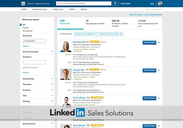 Linkedin Sales Navigator: Pros and Cons