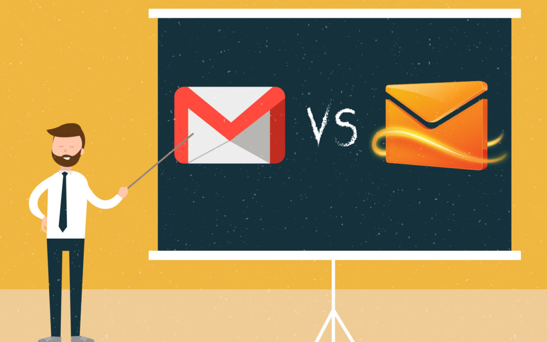 Gmail vs Hotmail: Which is Better?