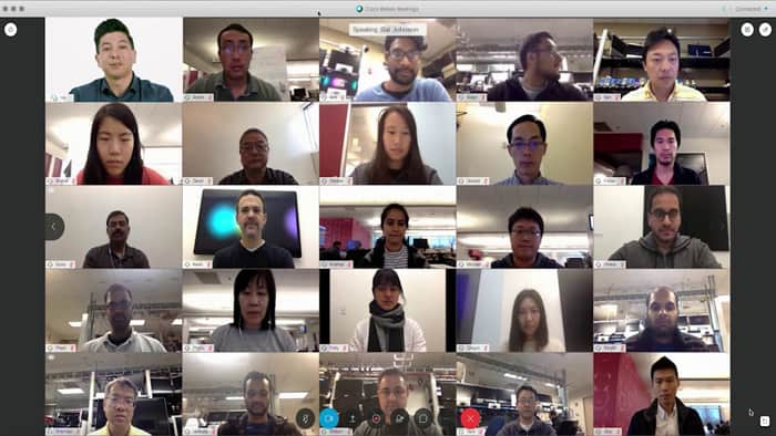 Cisco Webex - tools for remote teams