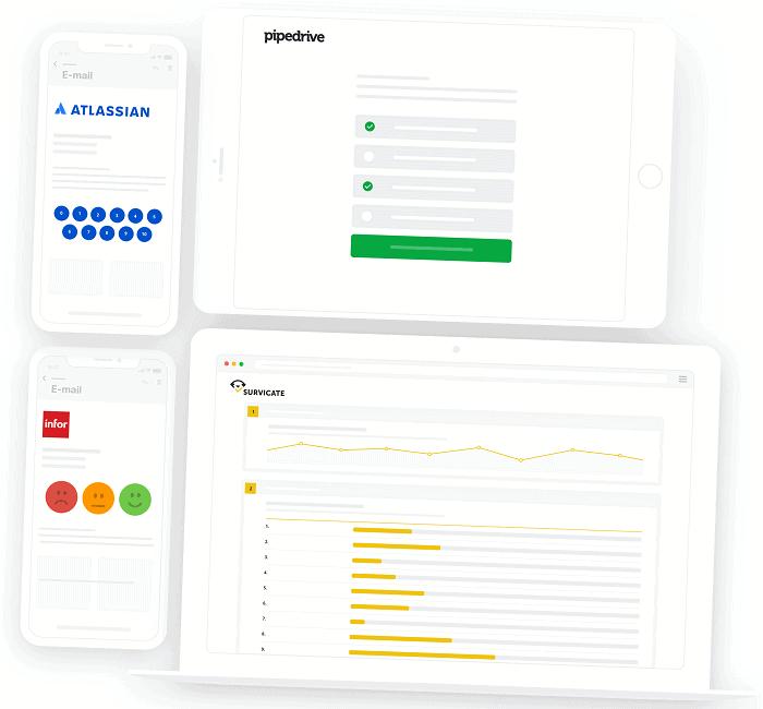survicate - customer feedback tools