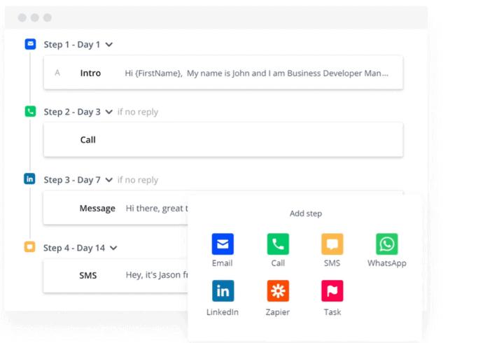 reply.io - sales engagement platforms