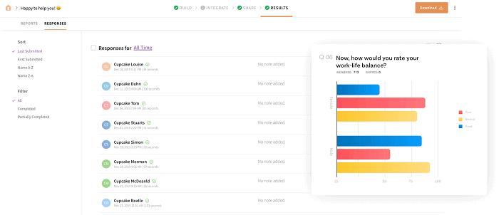 surveysparrow customer engagement platform