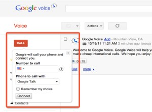 Free Google Voice Calling