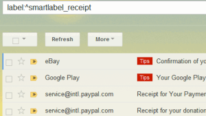 Gmail Smart Label