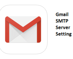 Gmail-SMTP-Server-Setting