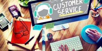 customer service computer