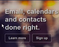 fastmail login