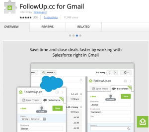 ExtensionFollowUp.cc for Gmail