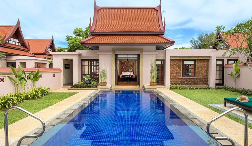 Banyan Tree Hotel Phuket Thailand Emailholidays Com