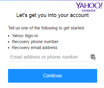 rogers email reset password